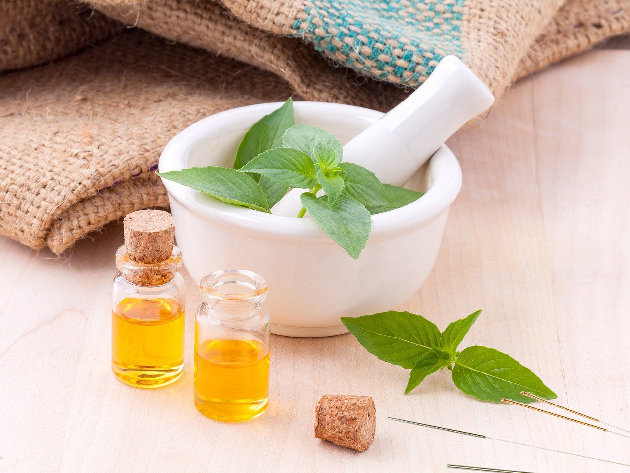 Natural remedies_alternative treatment